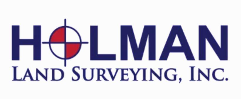 Holman Land Surveying Logo