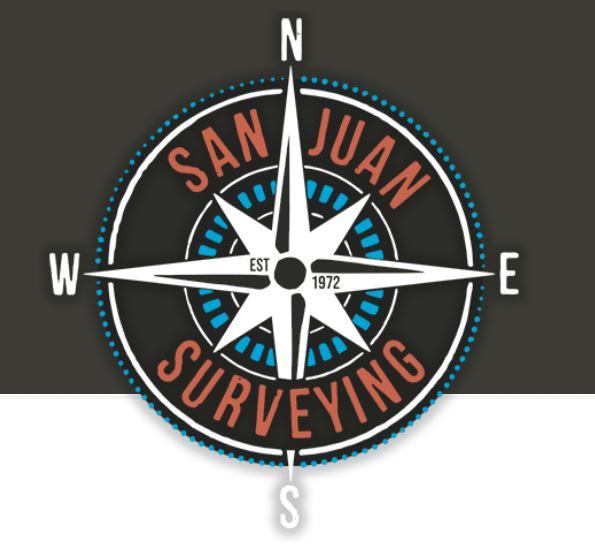 San Juan Surveying Logo
